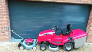 Lawnmower Repair & Servicing Services